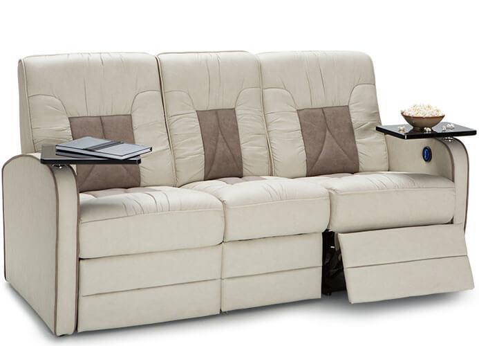 De Leon Rv Double Recliner Sofa Rv Furniture Shop4seats Com