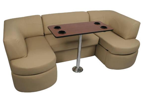 Bordeaux Rv Dinette Booth Rv Furniture Shop4seats Com