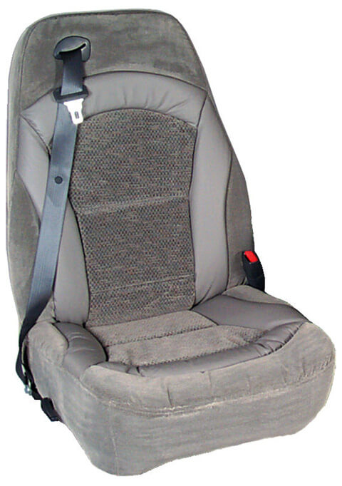 Qualitex Classic Integrated High Back Truck Seat