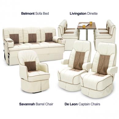Ambassador RV Furniture Package