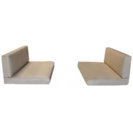 Bedford RV Dinette Cushion Set