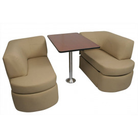 Bordeaux RV Dinette Set
