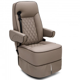 Gravitas Integrated Seatbelt Captains Chair