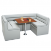 Qualitex Frontier SL RV Dinette Booth