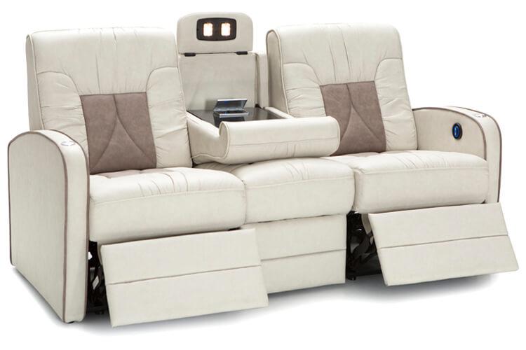 Qualitex De Leon Rv Recliner Sofa Rv Furniture