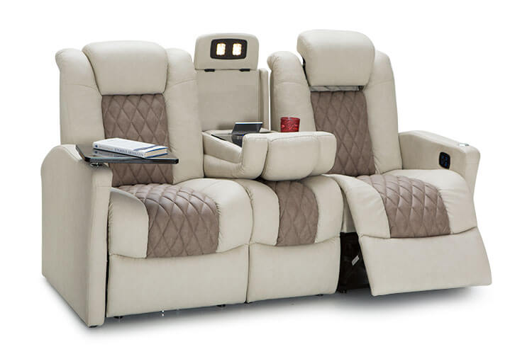 ... Monument RV Double Recliner Sofa ...