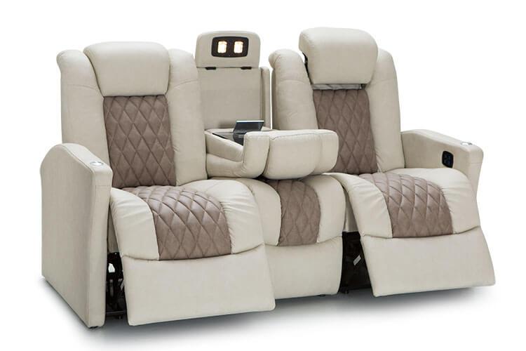 ... Monument RV Double Recliner Sofa ...