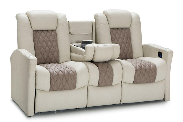 Monument Rv Double Recliner Sofa Rv Furniture