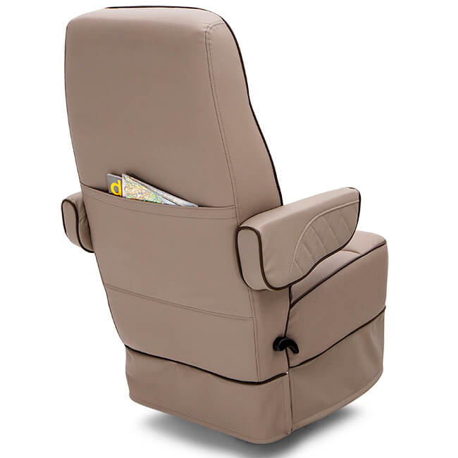 Qualitex Gravitas Integrated Seatbelt Rv Seat Shop4seats Com