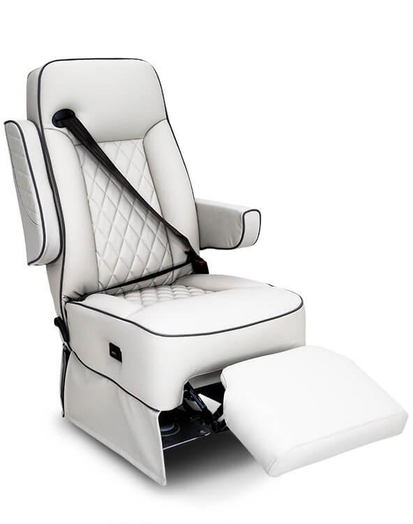 Qualitex Gravitas Slx Sprinter Motorhome Captains Chair Rv