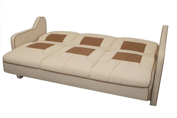 hampton ii rv sofa bed sleeper rv furniture