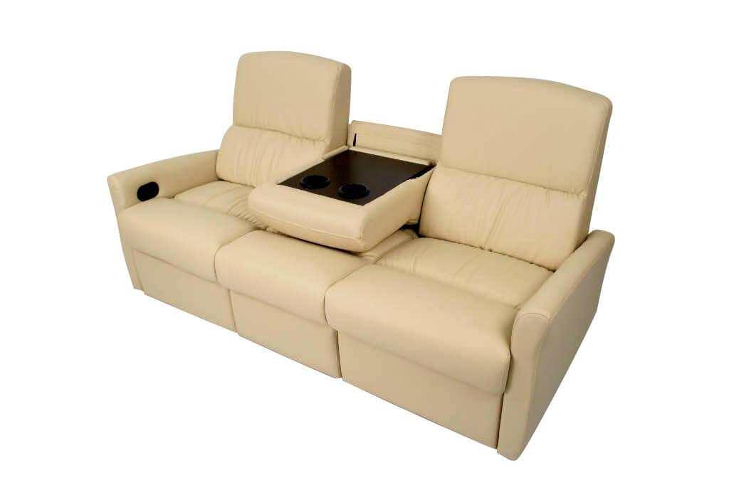 Monaco Double Rv Recliner Loveseat Rv Furniture
