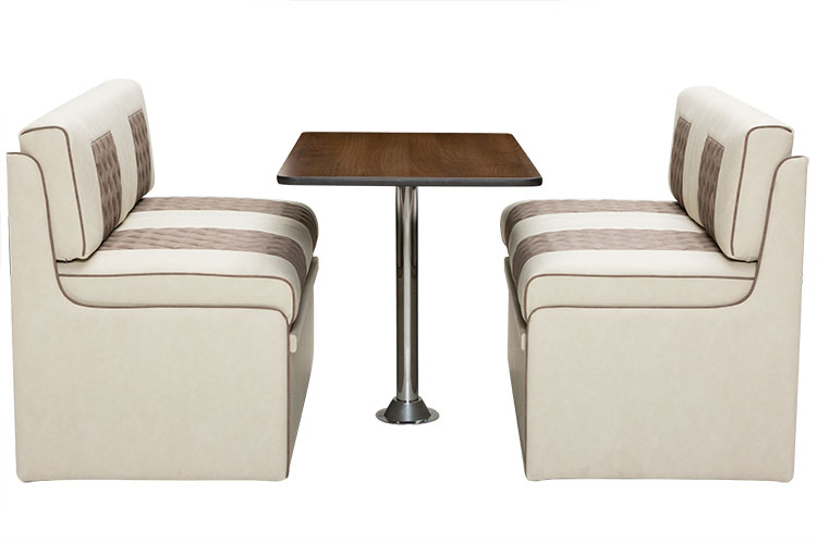 Rv Furniture Product : Monument rv dinette furniture set seating shop seats