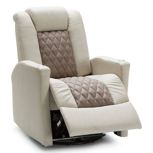 Monument Swivel Recliner RV Seating, RV Furniture