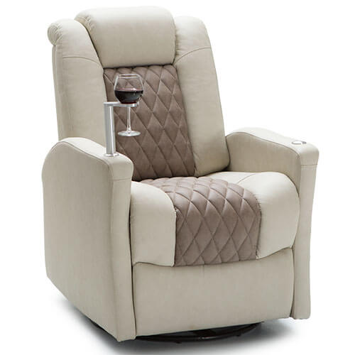 Monument Swivel Recliner Rv Seating Rv Furniture