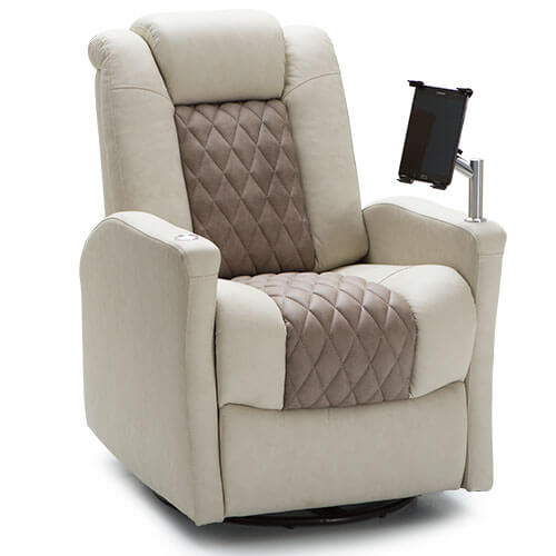 monument swivel recliner rv seating