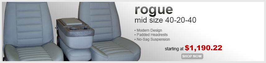 rogue-42040-midsize-truck-bench