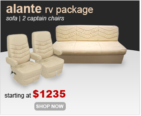 Alante RV Seats Package
