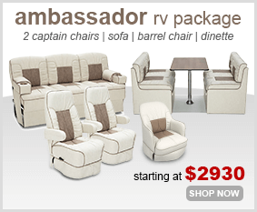 Ambassador RV Furniture Package