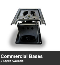Commercial Vehicle Seat Bases