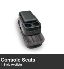 Console Seats for Trucks