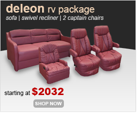 Deleon RV Seating Package