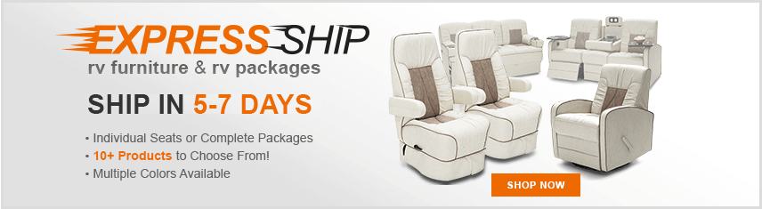 Express Ship RV Furniture Packages