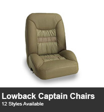 Lowback Captains Chairs for SUV