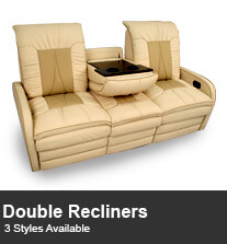 RV Double Recliners