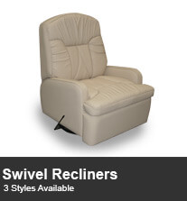 RV Swivel Recliners