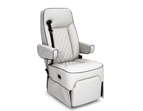 Sprinter Integrated Seatbelt Captain Chairs